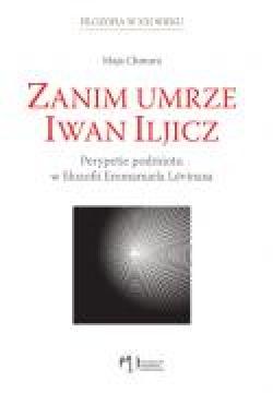 Okładka - Zanim umrze Iwan Iljicz