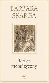 Okładka książki - Tercet metafizyczny