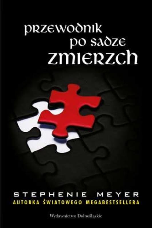 Okładka książki - Przewodnik po sadze Zmierzch