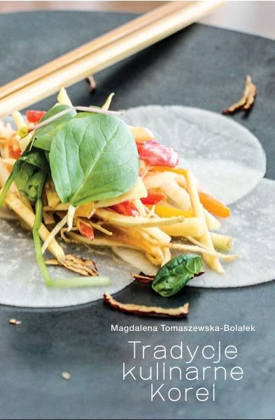 Okładka książki - Tradycje kulinarne Korei