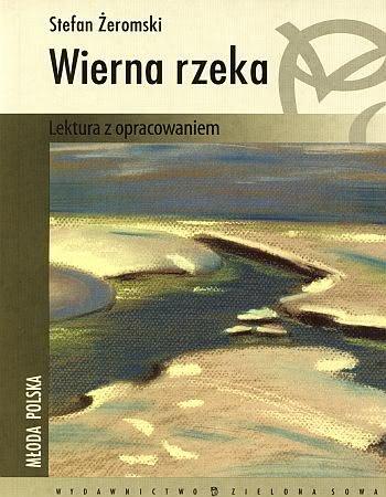 Okładka książki - Wierna rzeka