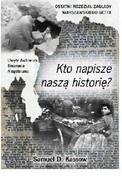 Ok�adka - Kto napisze nasz� histori�?