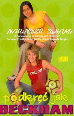 Okładka książki - Podkręć jak Beckham