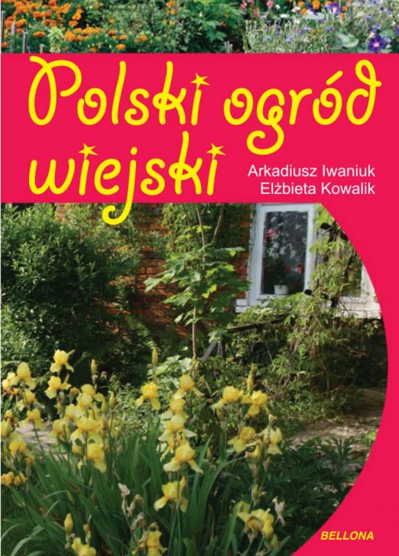 Okładka książki - Polski ogród wiejski