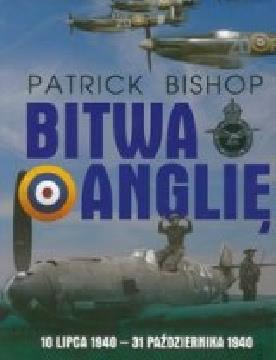 Okładka - Bitwa o Anglię