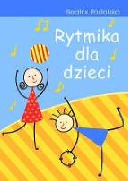 Okładka ksiązki - Rytmika dla dzieci