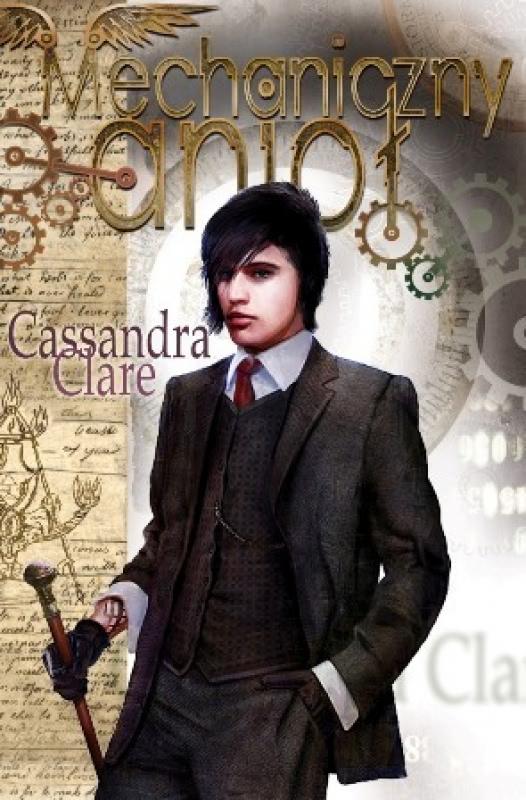 Znalezione obrazy dla zapytania Mechaniczny - Anioł Cassandra Clare