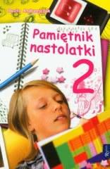 Okładka książki - Pamiętnik nastolatki 2