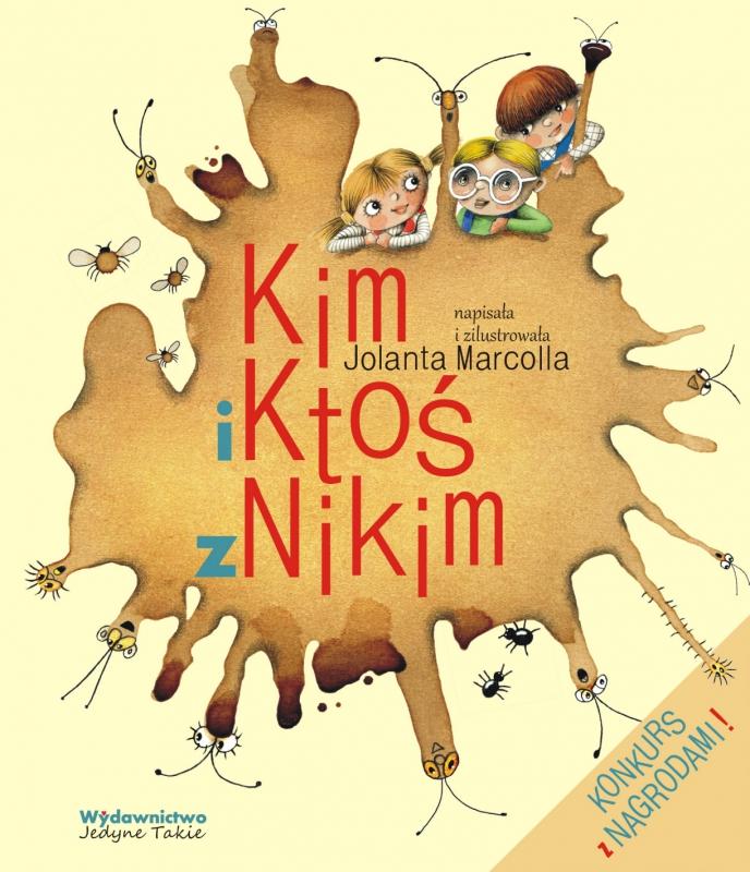 Okładka - Kim i Ktoś z Nikim