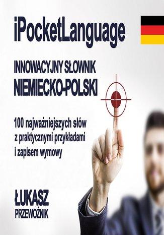 Ok�adka - iPocketLanguage. Innowacyjny s�ownik niemiecko-polski