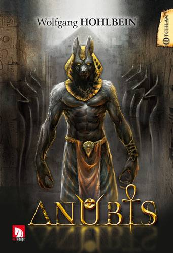 Ok�adka - Anubis