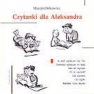 Ok�adka - Czytanki dla Aleksandra