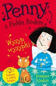 Okładka książki - Penny z Piekła Rodem. Wysyp wysypki