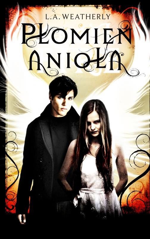 Okładka książki - Płomień Anioła