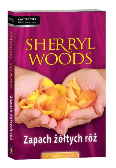 Okładka książki - Zapach żółtych róż