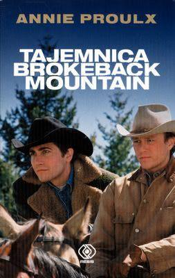 Okładka książki - Tajemnica Brokeback Mountain