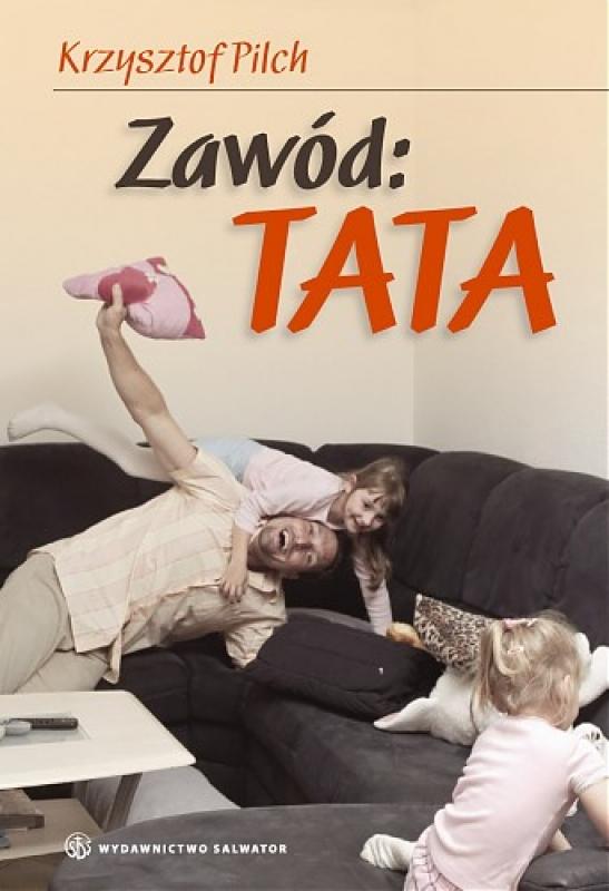 Okładka książki - Zawód: TATA