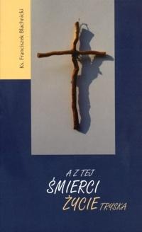 Okładka książki - A z tej śmierci życie tryska