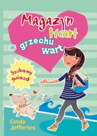 Okładka książki - Magazyn Heart cz.3: Szukamy gwiazd