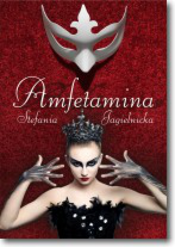 Okładka książki - Amfetamina