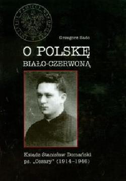 Ok�adka - O Polsk� Bia�o-Czerwon�
