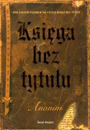 Okładka książki - Księga bez tytułu