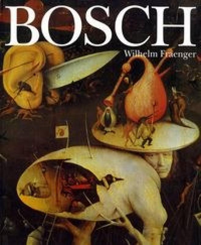 Okładka książki - Bosch