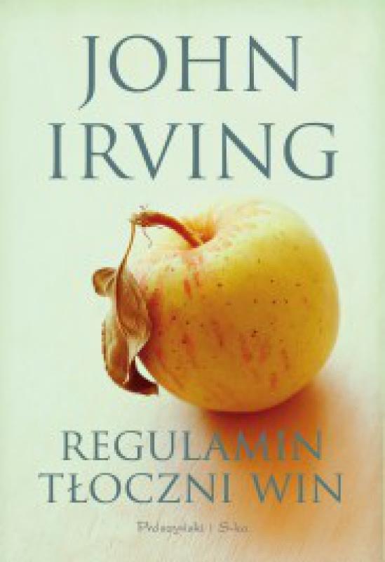 Okładka książki - Regulamin tłoczni win