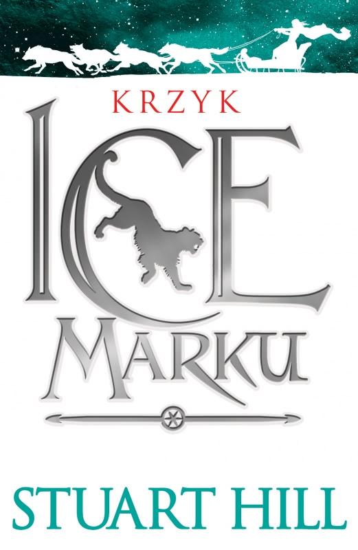 Okładka książki - Krzyk Icemarku