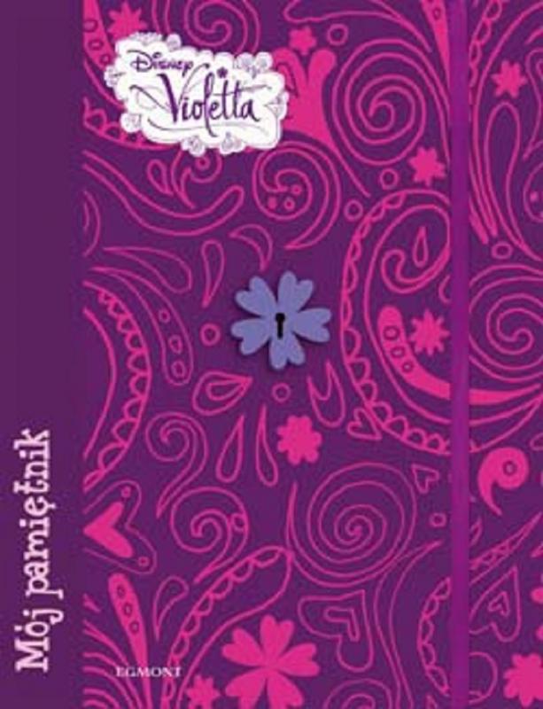 Okładka książki - Violetta. Mój Pamiętnik