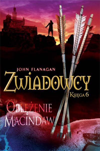 Ok�adka - Zwiadowcy, Obl�enie Macindaw
