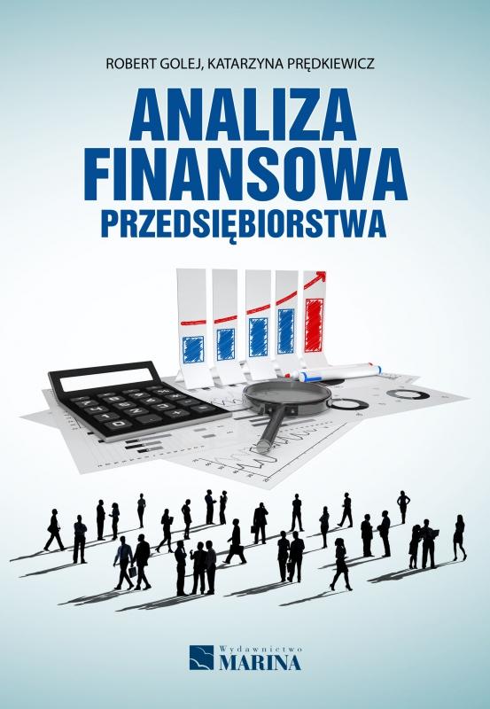 Okładka książki - Analiza finansowa przedsiębiorstwa