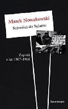 Okładka książki - Syjoniści do Syjamu