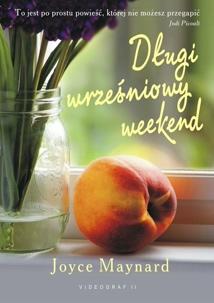 Okładka ksiązki - Długi wrześniowy weekend