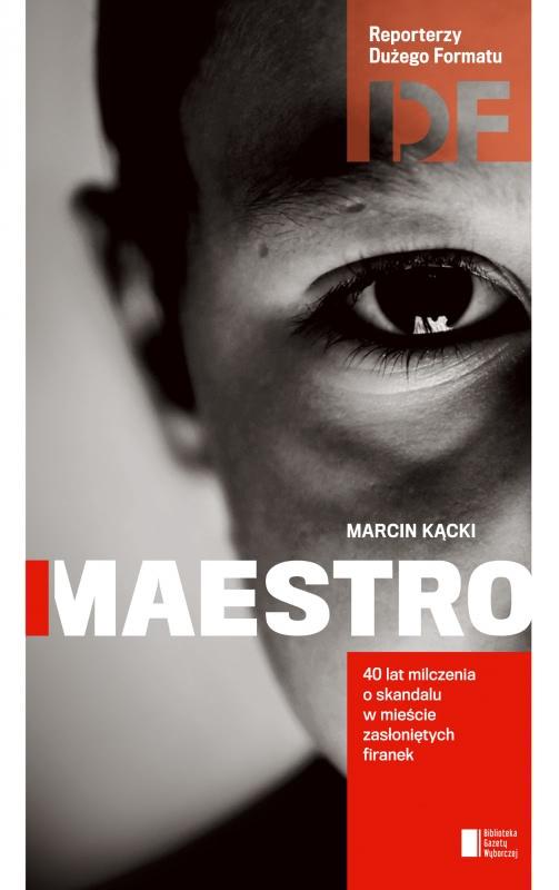 Okładka książki - Maestro