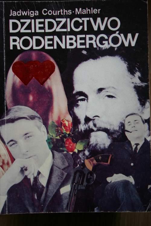 Ok�adka - Dziedzictwo Rodenberg�w