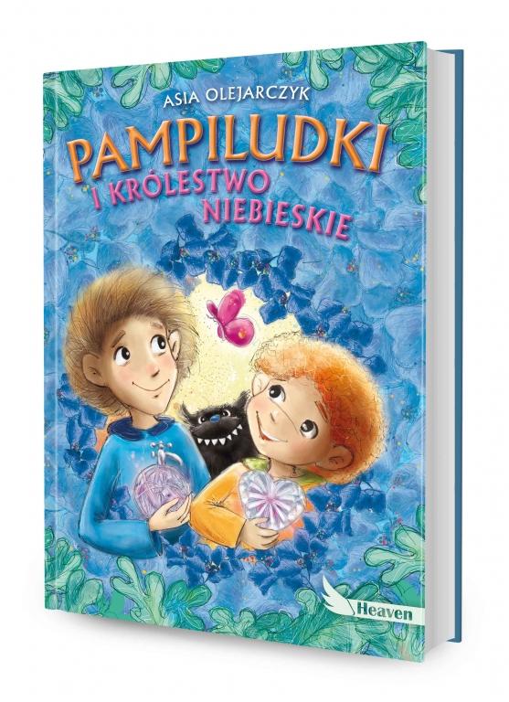 Okładka książki - Pampiludki i Królestwo Niebieskie