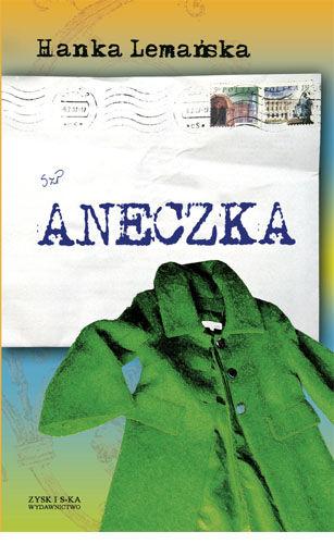 Okładka książki - Aneczka
