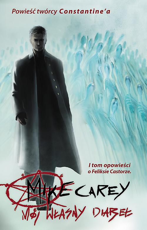 Okładka książki - Mój własny Diabeł