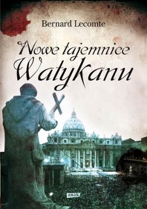 Okładka książki - Nowe tajemnice Watykanu