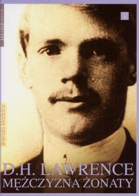 Okładka książki - D.H. Lawrence. Mężczyzna żonaty