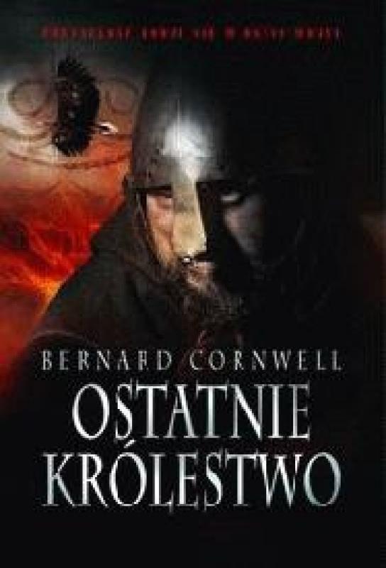Okładka książki - Ostatnie królestwo