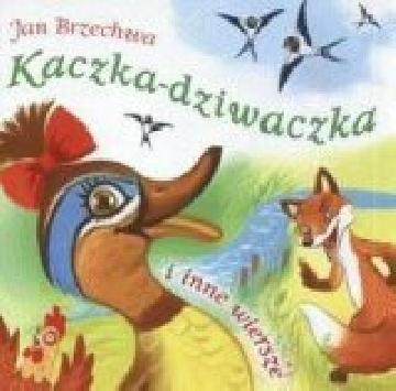 Ok�adka - Kaczka-dziwaczka i inne wiersze