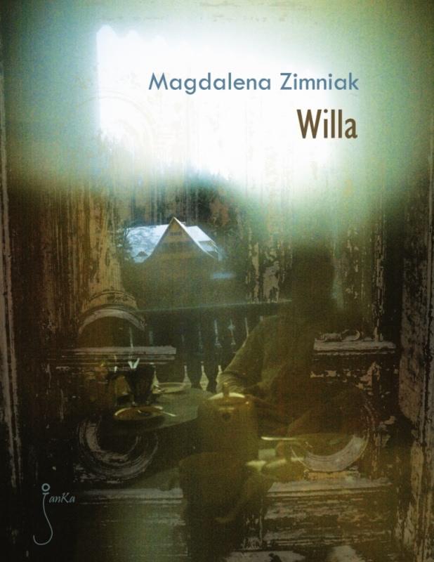 Okładka książki - Willa