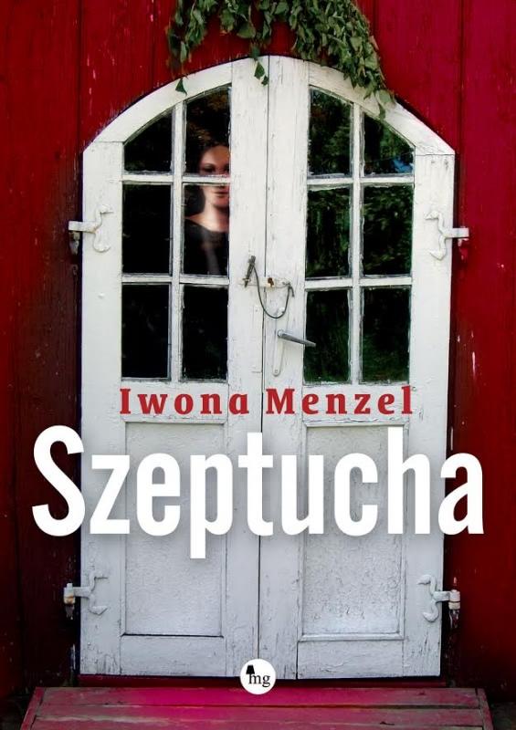 Okładka książki - Szeptucha