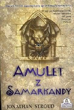 Ok�adka - Amulet z Samarkandy