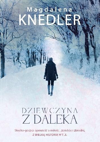 Okładka książki - Dziewczyna z daleka