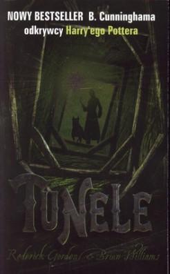 Okładka książki - Tunele