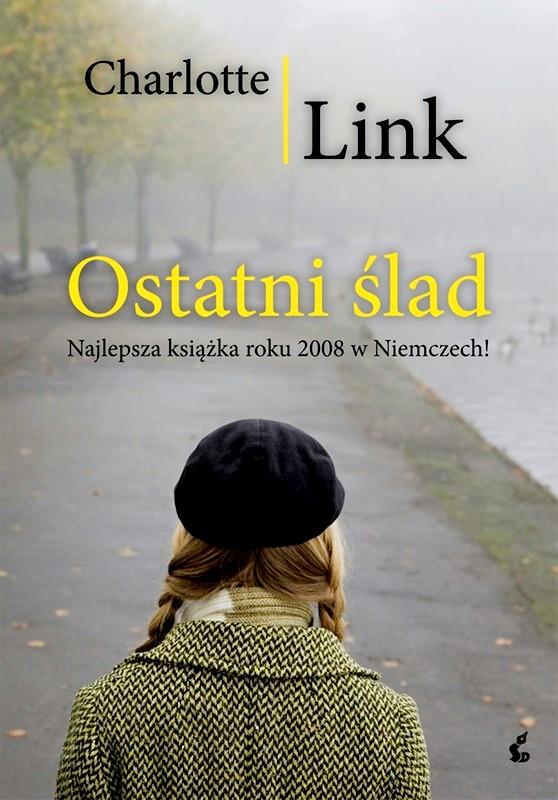 Okładka książki - Ostatni ślad