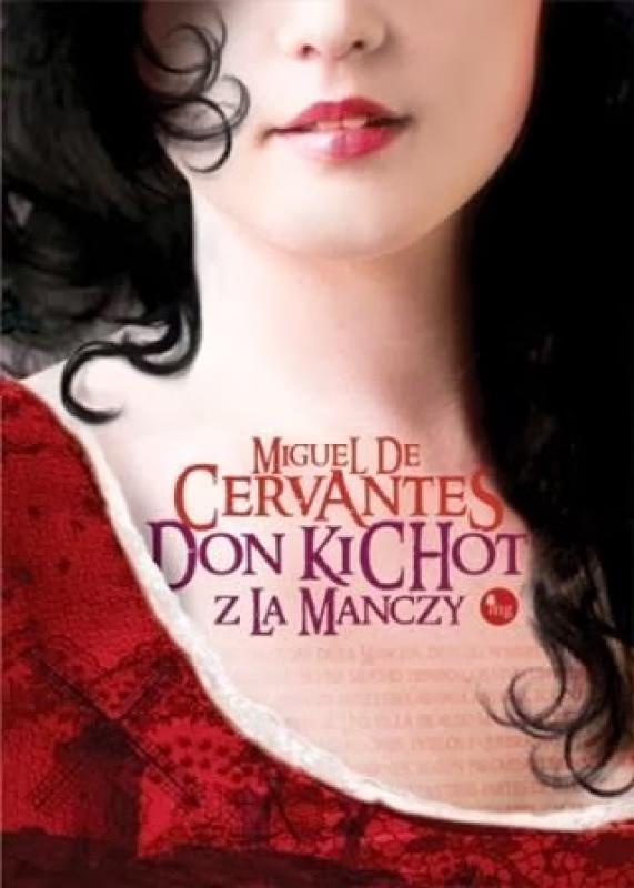 Okładka książki - Don Kichot z La Manczy